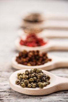 Green peppercorns by Grafvision photography on Creative Market