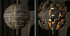 How to make your own Death Star lamp (by Lylelo) - 9GAG