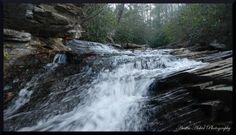 Hanging Rock, NC Lower Cascades  Austin Acker Photography