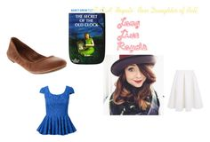 """""""E.A.H. Royal 2"""" by doctors-companion on Polyvore featuring Keepsake the Label and Lucky Brand"""