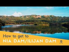 NIA or Ilijan Dam in Tubigon (Bohol, Philippines) - YouTube Bohol Philippines, Irrigation, Island, Youtube, Islands, Youtubers, Youtube Movies