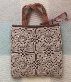 Crochet motif bags asahi original 2014 by MinjaB - issuu