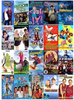 Some of the best 90s/EARLY 2000s movies ever! Except they forgot Brink, The Thirteenth Year, and Wish Upon a Star :)