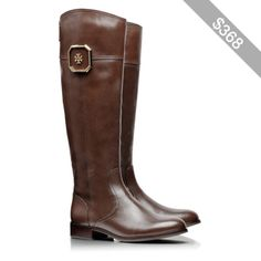 Tory Burch Lawrie Riding Boot