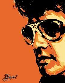 Elvis - Tigerman $10.99