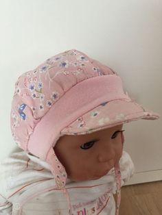 Döll Sommer Mütze Hut Kappe Gr. 41  0 - 9 Monate