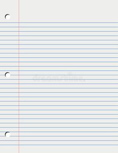 Sheet of Loose Leaf Paper. White lined sheet of paper. Also available in vector , Printable Lined Paper, Leaf Illustration, Notebook Paper, Vector Free Download, Paper Background, Paper Texture, Sample Resume, Leaves, White Leaf
