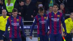 Lionel Messi vs Real Madrid Home HD 1080i (22/03/2015) by MNcomps