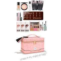 favorite makeup by infinity138 on Polyvore featuring polyvore, beleza, Too Faced Cosmetics, Urban Decay, MAC Cosmetics, Maybelline, NARS Cosmetics and Victoria's Secret