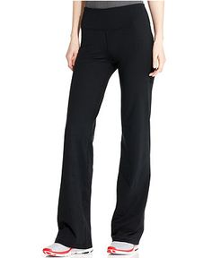 Under Armour Active Pants, Perfect Bootcut Stretch - Womens Shop All Activewear - Macy's