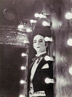 "Joel Grey in ""Cabaret"" (1972)  Best Supporting Actor Oscar 1972"