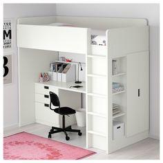 IKEA STUVA loft bed combo w 3 drawers/2 doors