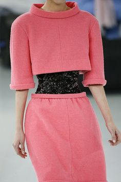 Chanel Spring/Summer 2014 Couture