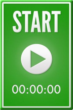 Start Stop Timer ($0.00 release sale) Start Stop Timer is all about big buttons. REALLY. BIG. BUTTONS. Impossible to miss buttons. The ENTIRE display is the button. You'll never miss hitting START or STOP with this app. Great for children, the elderly and everyone in between. Combined with unique sounds for each function you can even use this timer with your eyes closed.