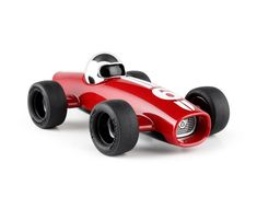 Playforever - Verve Malibu Rich Red *Backorder*: On your marks.get set. You can almost hear the roar of the engine as Malibu stands poised, re Maserati, Pedal Cars, Race Cars, Cars Auto, Ross Toys, Malibu Car, Tube Chassis, Wooden Toy Cars, Pinewood Derby Cars