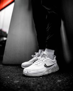 Nike Air Zoom Spiridon: White