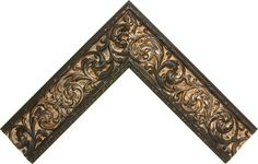"""Frame Width: 3.875""""Collection: Palladio Style(s): Distressed Ornate Traditional Color: Silver Frame #: 771054"""