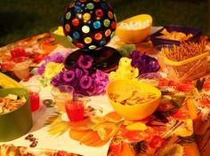 miliumaidéias: Festa anos 70