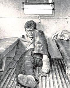 Die Zwangsarbeiter von Linz: Die Zwangsarbeiter mussten in erbärmlichen Baracken hausen. Mehr dazu hier: http://www.nachrichten.at/nachrichten/wirtschaft/Die-Zwangsarbeiter-von-Linz;art15,1530176 (Bild: Lentia-Verlag)