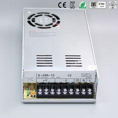 300W 6.25A 48 V Adjustable Smps Power Supply 48V Transformer 220v 110v AC to fonte 48V For Led Strip light CNC CCTV #Affiliate