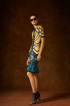 Hervé Léger by Max Azria Pre-Fall 2015 - Collection - Gallery - Style.com
