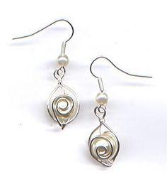 DIY Tutorial: DIY Jewelry / DIY Earrings - Bead&Cord