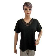 Womens Bollywoood Tunic Designer Embroidered Black Top Dress Medium Size (Apparel)  http://www.amazon.com/dp/B007VALDHG/?tag=oretoretanku-20  B007VALDHG