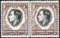 South West Africa 1937 SG 100 Coronation Fine Mint SG 100 Scott 128 Other South West Africa Namibia Stamps HERE