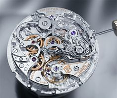 Patek Philippe – The Most Beautifully Complicated Mechanical Watches. http://SuccessAndLuxury.com