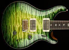 Prs Guitar, Wet Dreams, Custom Guitars, Gibson Les Paul, Guitar Strings, Bass, Instruments, Glow, Staging