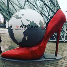 It's MICAM time! #micam #micammilano ✨#shoelovers