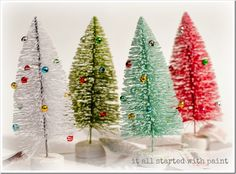 it's beginning to look a lot like christmas ... - It All Started With Paint