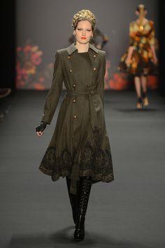 Lena Hoschek Autumn/Winter 2013/2014 RTW.
