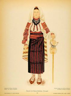 *etnobiblioteca* Traditional Art, Traditional Outfits, Folk Costume, Costumes, Simple Cross Stitch, Folk Embroidery, Medieval Clothing, San Jose, Anthropology