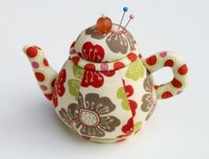 "free patterns for pin cushions | The pin cushion is about 4"" tall and 5.5"" wide. Did you know that it ..."