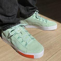 Pair 2017.4  @dailypaper x @puma  #dailypaper #puma #somethingelse #splatters #sneakers #collaboration