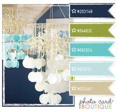 Color Crush Palette - by Photo Card Boutique - Page 7 - Green Colour Palette, Color Palate, Design Seeds, Colour Schemes, Color Combos, Reno, Interior Exterior, Interior Design, My Living Room