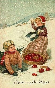 Vista Nozze: Vintage Christmas