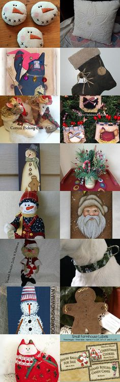 Christmas In July TeamHAHA by Michelle on Etsy--Pinned with TreasuryPin.com