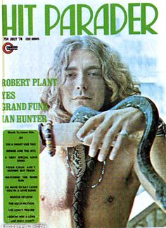 Hit Parader, July 1974