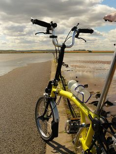 Brompton on the Causeway   Flickr - Photo Sharing!
