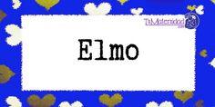 Conoce el significado del nombre Elmo #NombresDeBebes #NombresParaBebes #nombresdebebe - http://www.tumaternidad.com/nombres-de-nino/elmo/