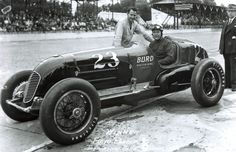 Indy 500 winner: Floyd Roberts  Starting Position: 1  Race Time: 4:15:58.400  Chassis/engine: Wetteroth/Miller