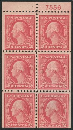 Past Due Red Pre-inked One-color Message Stamp