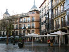 Plaza de Zocodover. -