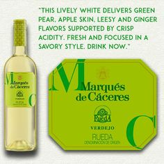 Try our MarquesdeCaceres Verdejo at Iron Bound Good and Wine Festival