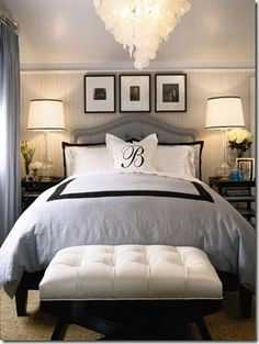 glam bedroom on a budget - Google Search