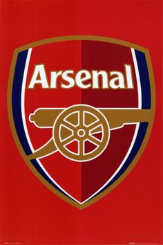Arsenal Football Club - Club Badge Poster from AllPosters.com