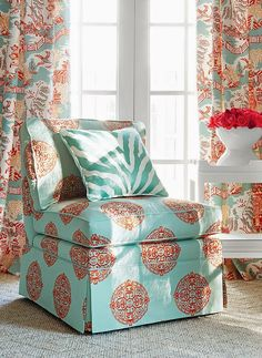 I was checking out Thibaut's gorgeous brand new collection of wallpaper and fabrics the other day, Imperial Garden, when I realized it had been a long time since I've shared images from…
