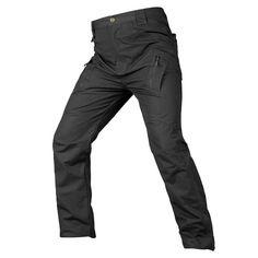 Men's Waterproof Tactical Pants Army Cargo Pants, Combat Pants, Military Pants, Military Army, Military Style, Tactical Cargo Pants, Tactical Clothing, Camouflage Pants, Mens Cargo